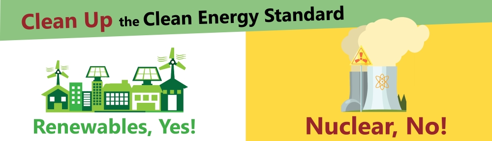 Clean Up the Clean Energy Standard
